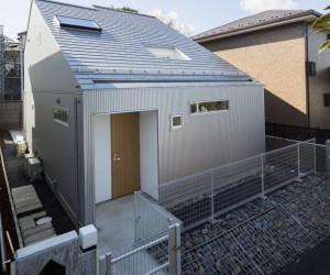 Ash House by Nagakubo Kenji Design