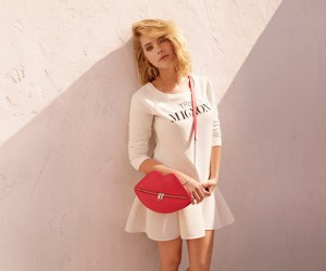 Ashley Benson is the Face of H&M Divided