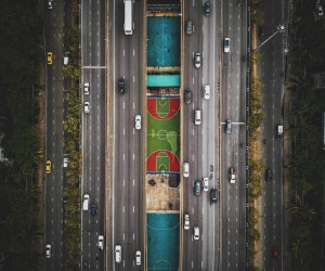 Asia From Above: Breathtaking Drone Photography by Kosuke Kurata