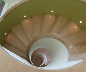 Aspect Capital Staircase