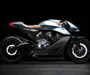 Aston Martin AMB 001 Motorcycle