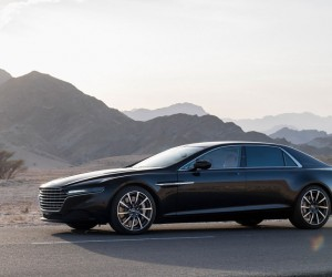 Aston Martin Lagonda Super Sedan Revealed