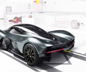Aston Martin Red Bull AM-RB 001 Hypercar