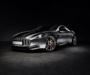 Aston Martin Vanquish Thunderbolt by Henrik Fisker