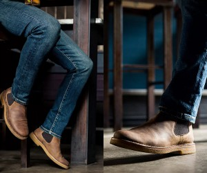 Astorflex Chelsea Boot