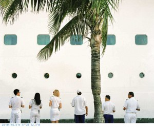 At Sea: American Cruise Culture by Anna Beeke