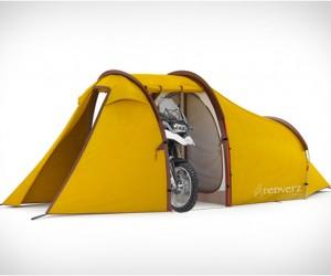 Atacama Expedition Motorcycle Tent