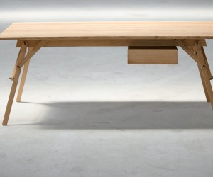 Atelier DeskTable by Dragos Motica