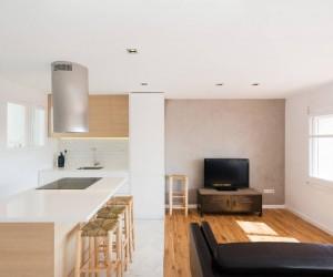 Atico Corall en Blanes by Lf24 arquitectura interiorismo