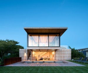 Atlantic House by Bates Masi, Hamptons