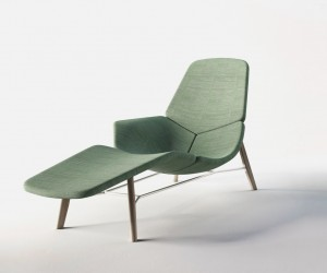 Atoll Lounge Chair by Patrick Norguet
