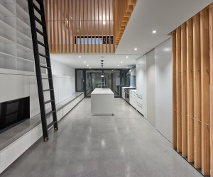 Atrium House by RobitailleCurtis
