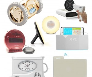 Atypical Alarm Clocks That Can Change Your Life