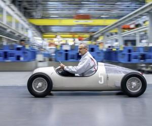 AUDI 3D-Printed Auto Union Typ C