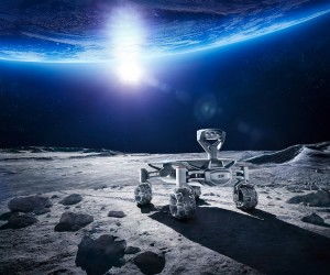 Audi Goes To The Moon