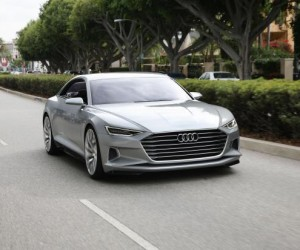 Audi Prologue concept first drive