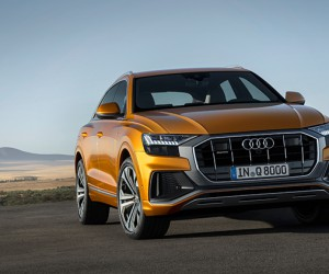 Audi Reveals Its Flagship Q8 SUV