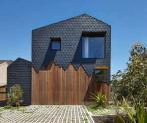 Austin Maynard Architects Design a Home in the Melbourne Suburb of Kew