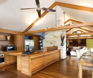 Australian Residence by Bruce Rickard