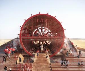 Austria Pavilion For Expo 2020 Dubai  Penda  Smartvoll