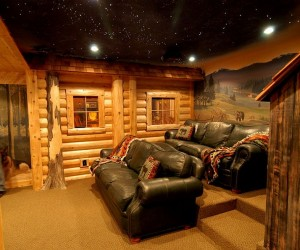 Awesome Basement Home Theaters that Deliver Movie Magic