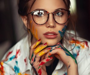 Awesome Lifestyle and Beauty Portrait Photography by Mona Strieder