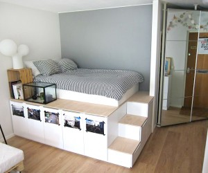 Awesome Pieces of Bedroom Furniture You Wont Believe are IKEA Hacks