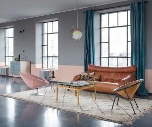 AZ Loft House in Budapest by AZ Design Studio