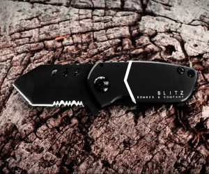 B-2 Blitz Pocket Knife