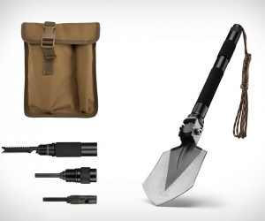 Backcountry Survival Shovel