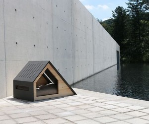 Bad Marlon Minimalist Dog Houses