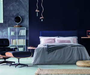 Bahamas, the new bed by Milano Bedding