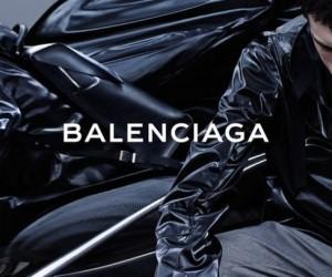 Balenciaga Menswear SS 2014 Campaign