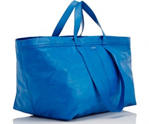 Balenciaga Reveals 2,145 Version of IKEAs tote