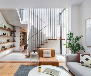 Balmain Semi House  Alterations and Additions by CO-AP Architects