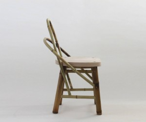Bamboo Chair by Milk Design