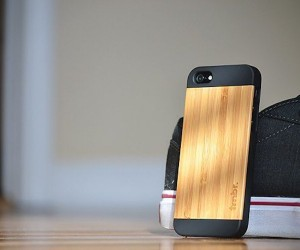 Bamboo iPhone Fifty-Fifty Case