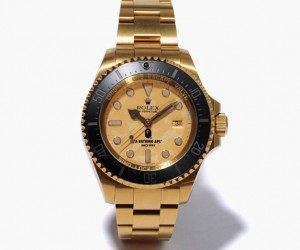 Bamford Watch Department Creates Custom Rolex For BAPE