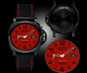 Bamford Watch Department x Panerai Luminor Marina Collection
