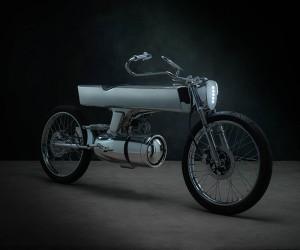 Bandit9s L-Concept Motorcycle