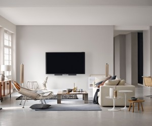 Bang  Olufsen Unveiled a 27,000 USD Television