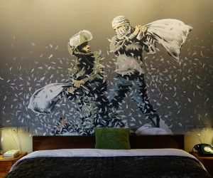 Banksy hotel, The Walled Off