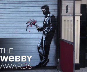 Banksys Webby Award Acceptance Video