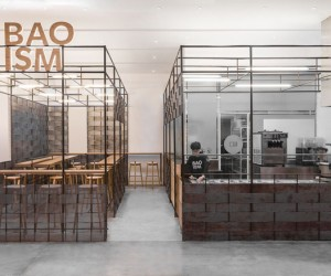Baoism Restaurant in Shanghai by Linehouse