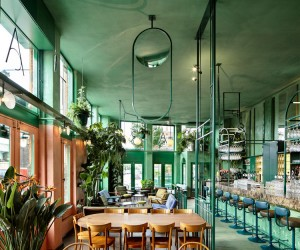 Bar Botanique by Studio Modijefsky, Amsterdam