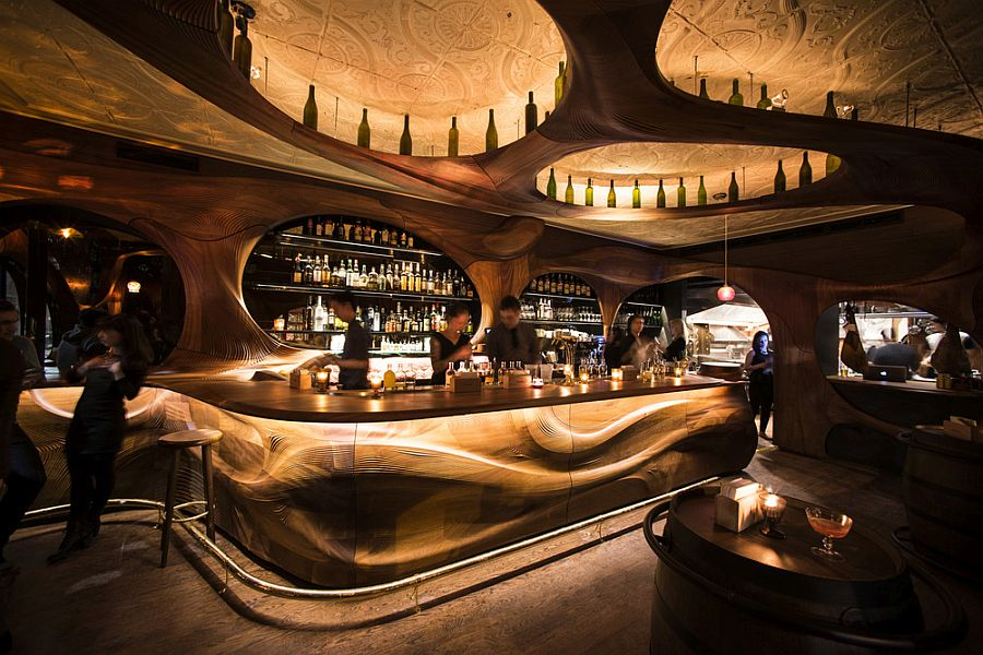 Art Deco Bar Design - Creepingthyme.info