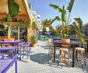 Bar TOR In Ibiza by Masquespacio