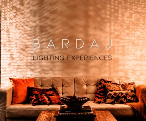 BARDAJ Creates Magical Lighting That Plays with Light and Shadow