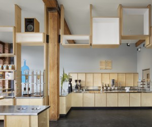 Bare Essentials: Blue Bottle South Park Paints a Picture of Refined Tranquility