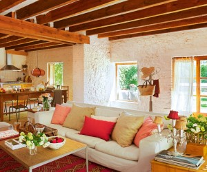 Barn transformation in Spain